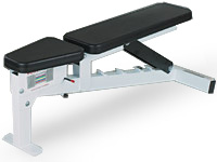 Gyms Usually Offer Adjule Benches So The Members Don T Have To Wait For A  Particular