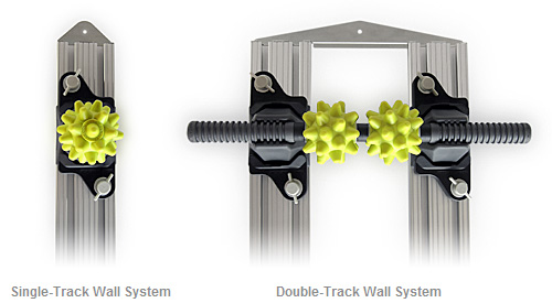 Beastie Wall Systems